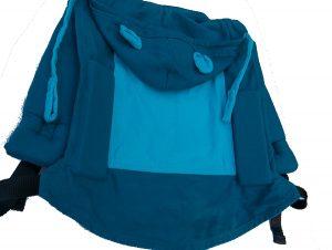 Onbu Sad taille 0 - émeraude et turquoise
